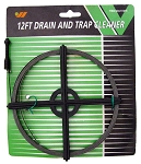 12-ft Drain & Trap Cleaner