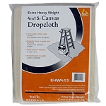 Heavy Duty Canvas Painter's Dropcloths