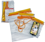 3-pc Waterproof Pouch Set