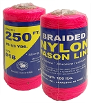 250-ft Braided Nylon Twine
