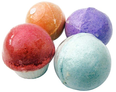 12-pc Assorted Bath Bombs