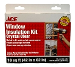 ACE Window Film Insulation Kit