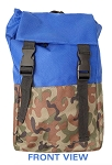 Youth Camo Backpack
