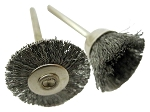 Dremel-Style Mini Wire Brush & Cup Assortment