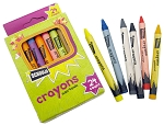 24-pc Crayons
