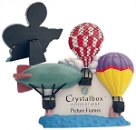 Hot Air Balloons Picture Frame