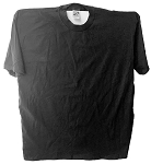Heavy Duty Black T-Shirt
