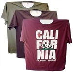 CALIFORNIA Heavy Duty T-Shirts