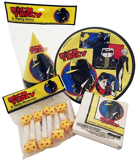 Dick Tracy Party Deal