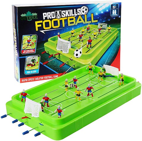"Table Top Soccer ""Foosball-Style"" Game"