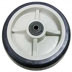 "8"" Heavy Duty Non-Marking Wheel - USED"
